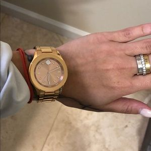Rose gold movado BRAND NEW